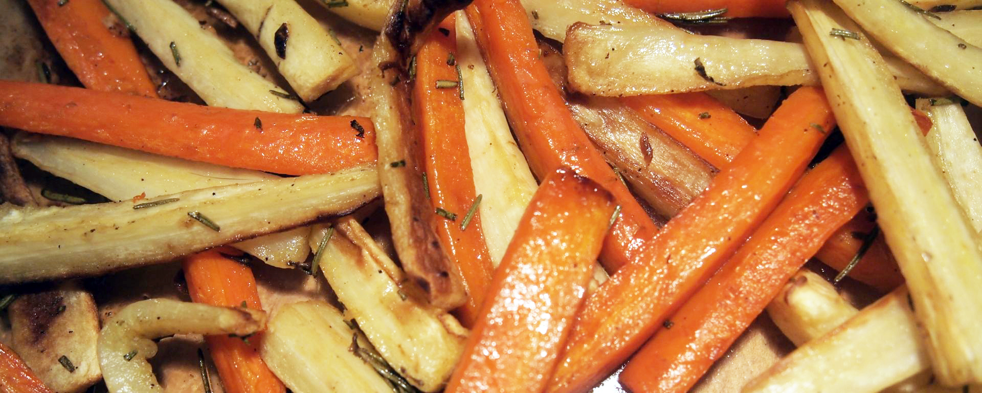 "Day 18: A carrot-and-parsnip approach to eating ""fries"" – Road ..."