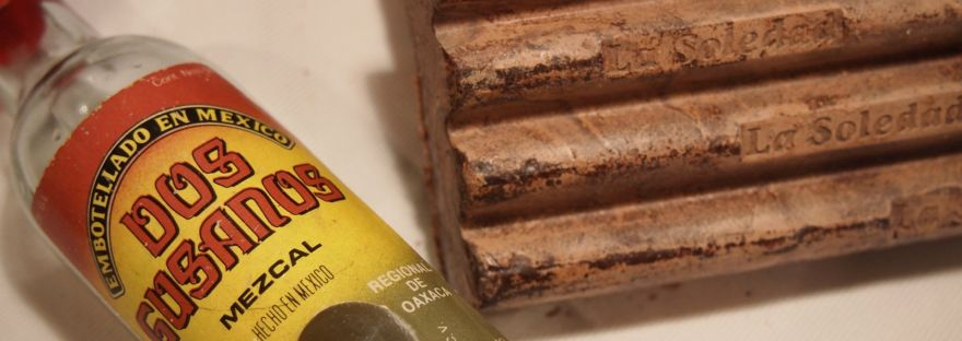 Mezcal and Mexican chocolate from Oaxaca