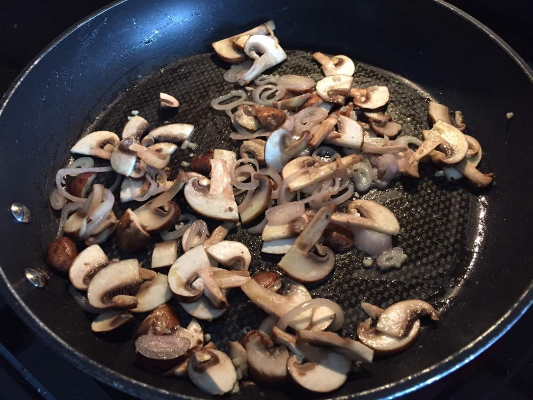 cooking-mushrooms